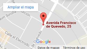Calle Francisco de Quevedo 25. 28521. Rivas Vaciamadrid, Madrid