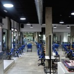 decoracion escuelas de peluquería madrid