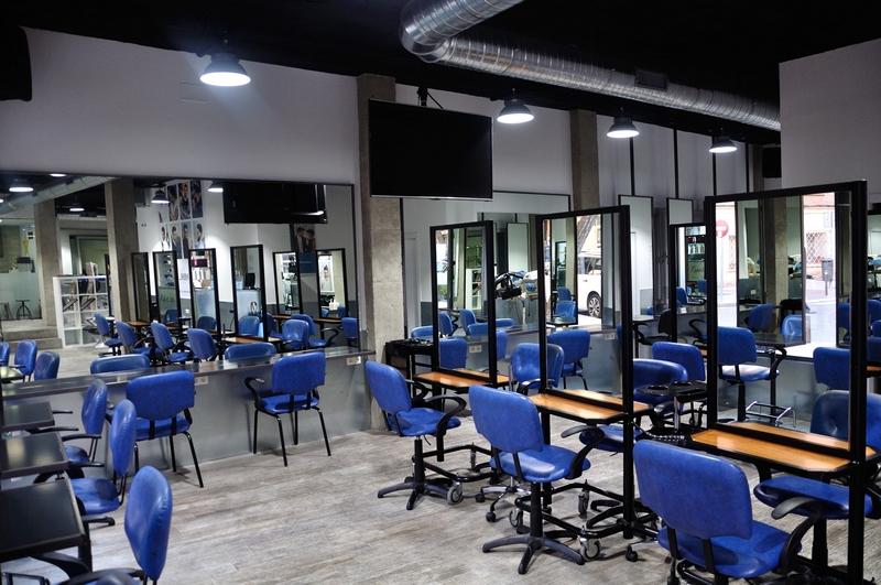 diseño escuelas de peluquería madrid