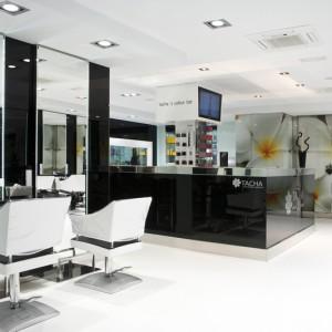decoración centros estética madrid