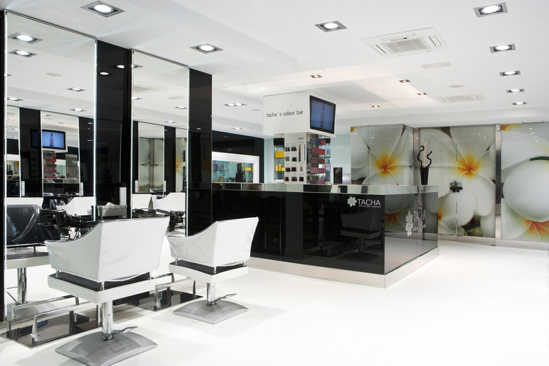 interioristas peluquerías madrid