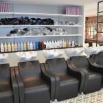 decoración peluquerías madrid