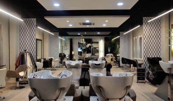 diseño de interiores peluquerías madrid
