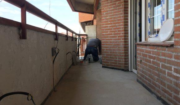 impermeabilización terrazas madrid