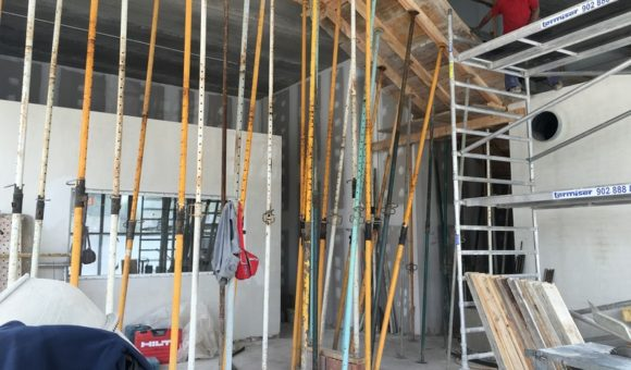 rehabilitación edificios madrid