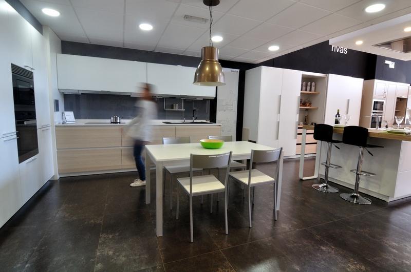 Cocinas Santos   Cocinas Santos Madrid Ditribuidor Exposicion Instalacion