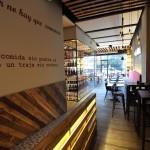 diseño de interiores restaurantes madrid