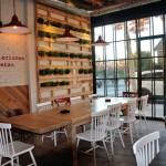 proyectos interiorismo restaurantes madrid