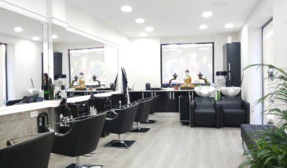 Reforma e interiorismo de peluquería